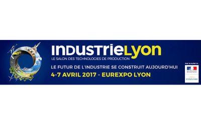 Salon Industrie Lyon 4 au 7 avril 2017