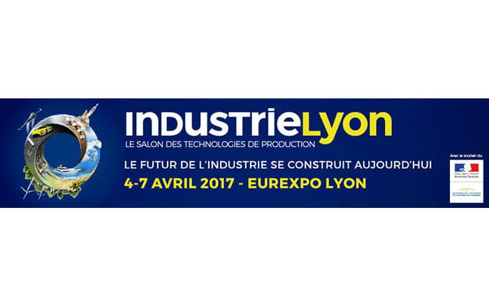 Salon Industrie Lyon 4 au 7 avril 2017