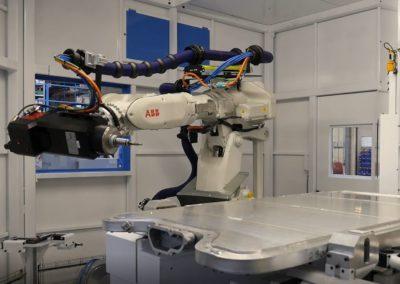 Robot usinage 1