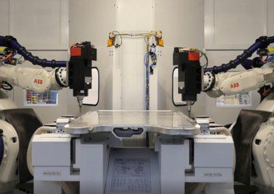Robot usinage 2