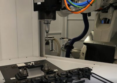 Robot usinage 3