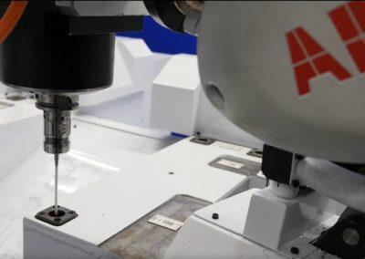 Robot usinage 5