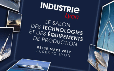 Le Salon INDUSTRIE LYON – 05/08 mars 2019