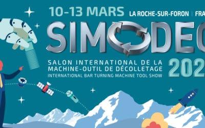 SIMODEC – La Roche-sur-Foron – 10 au 13 mars 2020