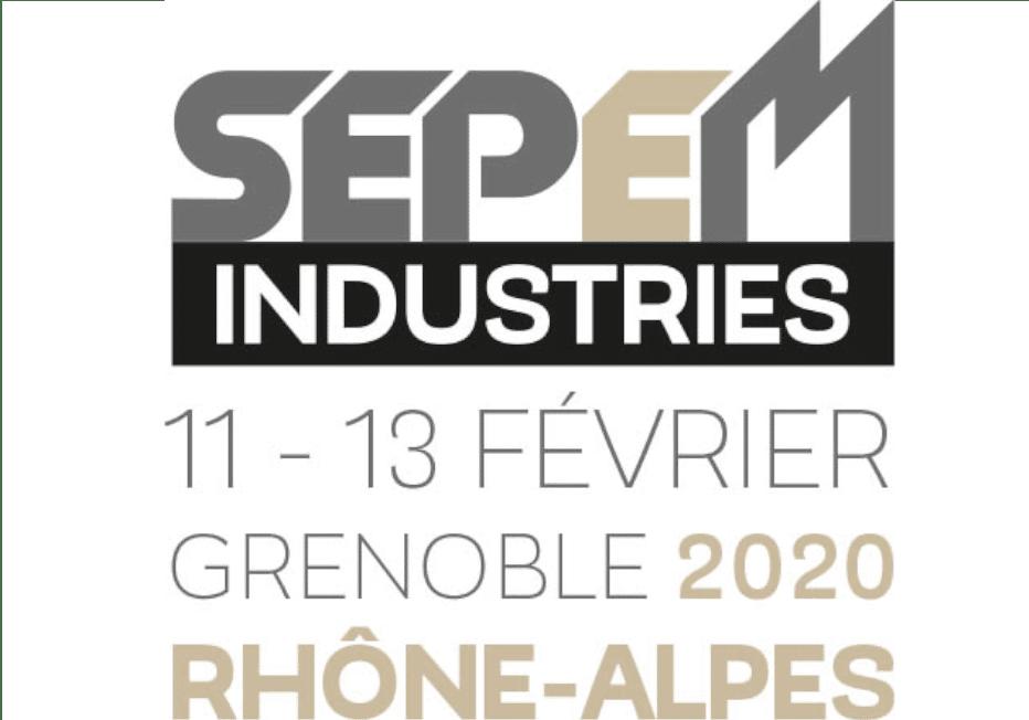 Salon SEPEM – Grenoble – 11 au 13 février 2020