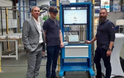 """Groupe CERI, des process d'usinage et des solutions robotisées """"French industrie"""" !"""
