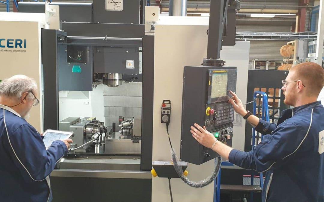 Des machines-outils communicantes qui optimisent production et maintenance